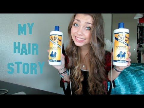 My Hair Story!