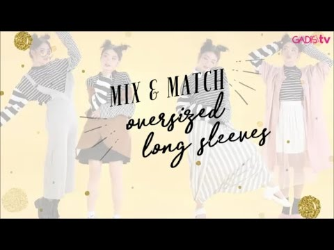 download lagu How To Mix And Match Oversized Long Slevees gratis