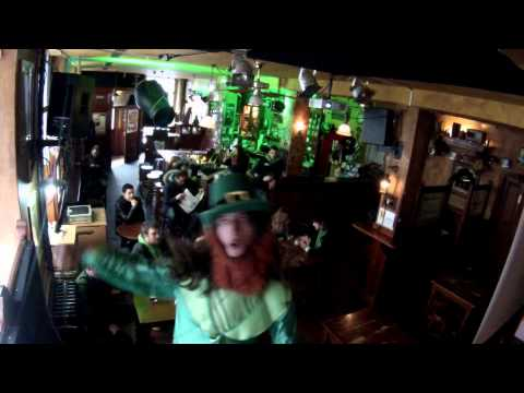 St.Patrick's Day (Harlem) Shake @ The Black Stuff pub Udine
