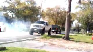Ford F250 vs Chevy 2500