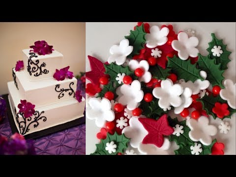 TOP 10 Awesome Cake Decorating Technique - CAKE STYLE - Cake Decorating