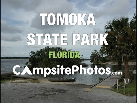 Tomoka State Park, Florida Campsite Photos