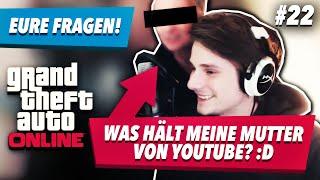 Meine Mutter über YouTube ★ GTA ONLINE #22 | Herr Bergmann