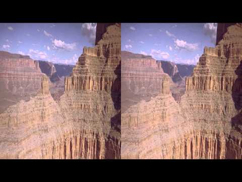 Grand Canyon Adventure 3D - Side by Side