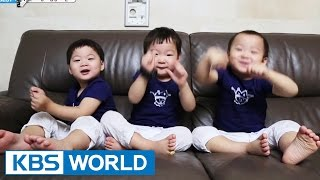 The Return of Superman - The triplets