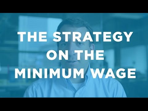 Organizing Update with Jon Carson: Minimum Wage