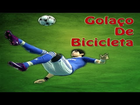 PES 2012 Golaço Bicicleta No Become Legend