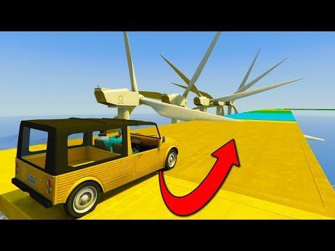 100.000% IMPOSIBLE PASAR! - CARRERA GTA V ONLINE - GTA 5 ONLINE
