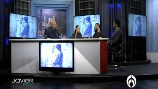 Javier Poza entrevista a Marimar Vega, Jorge Poza y Erik Elías