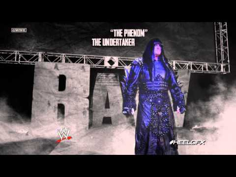 2013: The Undertaker 31st WWE Theme Song - Rest In Peace (w...