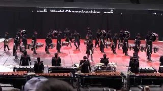 Stryke Percussion - Only One - WGI 2016 (Full Show - 4k)
