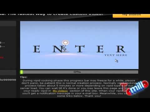 Crear presentaciones tipo Pixar y Universal (de modo profesional) ORIGINAL  - Sin ningun programa HD