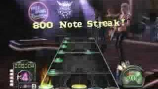 Vídeo 33 de Guitar Hero