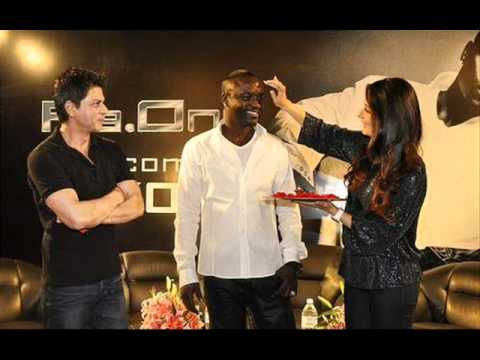 Chammak Challo Movie Ra One ra 1 Singer Akon Full songs real...