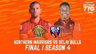 Match 29 I FINAL I HIGHLIGHTS I Northern Warriors vs Delhi Bulls I Day 10 I Alubond Abu Dhabi T10