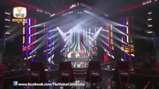 The Voice Cambodia - Live Show 5 - សិចសុីឡេឌីស៍ - សយ រតនះ