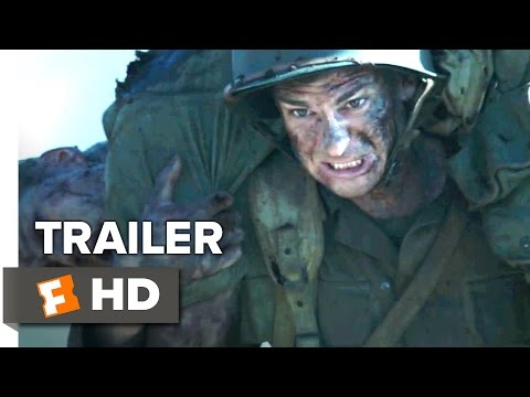 Hacksaw Ridge Official Trailer 1 (2016) - Andrew Garfield Movie streaming vf