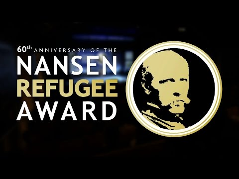 UNHCR's Nansen Refugee Award Ceremony 2014 – Highlights