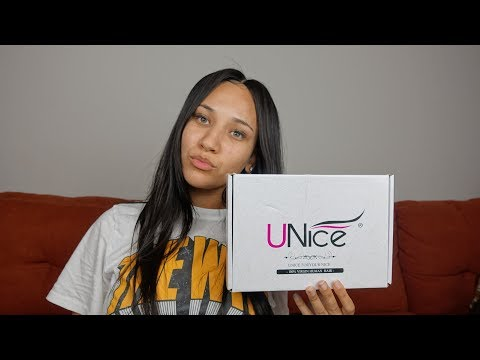 HOW TO TAKE CARE OF YOUR SEW IN UNICE HAIR REVIEW