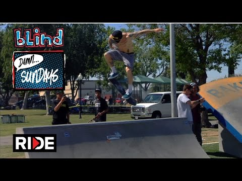 Blind Skateboards See North Tour  - Part 1 of 4 - Blind Damn Sundays