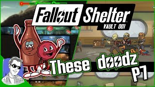 The Return Of Bottle And Cappy Fallout Shelter Vault 001