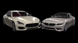 Mugello @ Maserati Quattroporte GTS | Red Bul Ring @ BMW Z4 E89 - LIVE