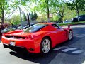 Ferrari Enzo On The Road