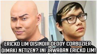 Ericko Lim Disindir Deddy Corbuzier & Dimaki Netizen? Ini Jawaban Ericko Lim!