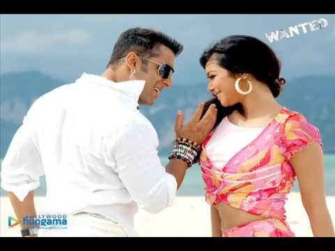 Le Le Mazaa Le Full Song Wanted   New Hindi Movie Salman Khan...