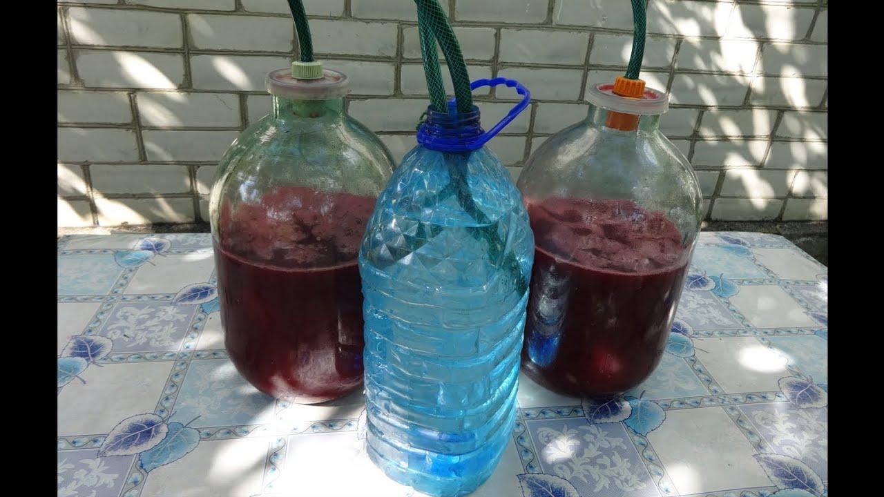 Изготовление креплёного вина 97