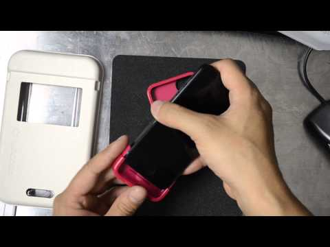 CricketUsers.com - iPhone 5 Incase Crystal Slider Case Mini Review