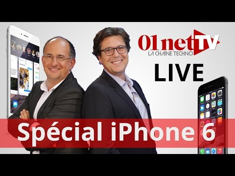 Grand Talk spécial iPhone 6 : les réponses à toutes vos questions (replay)