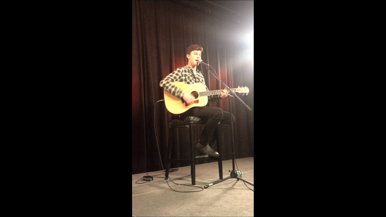Shawn Mendes-- Life of the Party Wild 94.9 - YouTube