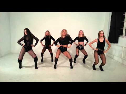 Britney Spears/ WORK BITCH / High Heels choreo