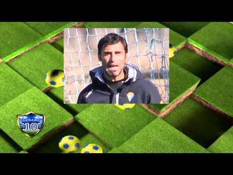 Fernando Niño en previa San Fernando-Cádiz B (31-10-14)