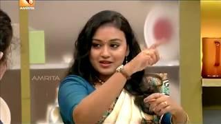 "Annies Kitchen With Malayalam Serial Actress ""Varada Jishin"" |Paneer kalimirchi curry Recipe"