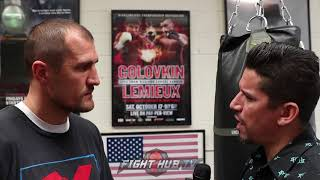 "SERGEY KOVALEV ""I DONT REMEMBER 2ND WARD FIGHT..CHILEMBA...SOMETHING IS WRONG!"""