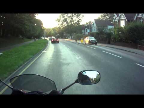 Yamaha XJ6 Diversion Review