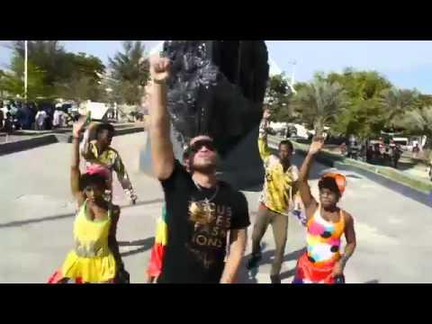 Olivier Martelly Kanaval 2014 - Kase Le Zo - Ft. Top Adlerman, Roodboy