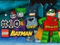 LEGO Batman 100% Walkthrough   Penguin's Lair (HD Let's Play) (Minikit Guide + Red Power Brick)