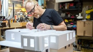 (18.6 MB) Adam Savage's One Day Builds: Foamcore House! Mp3
