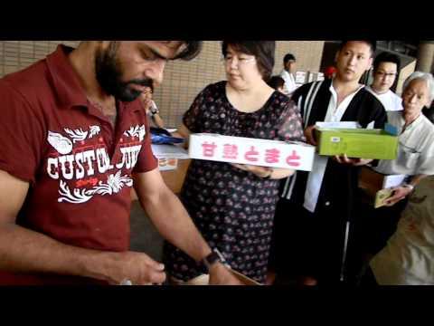 Earthquake ,tsunami Of Japan & Alkhidmat Foundation Pakistan video