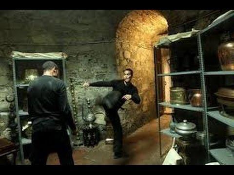 Mark Dacascos and Emanuel Bettencourt fight scene (2) im Sultanin Sirri