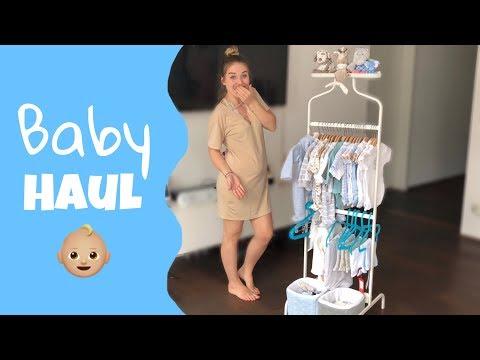 Unser erster BABY HAUL