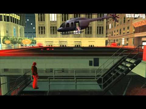 GTA San Andreas - Mission #50 - Toreno's Last Flight