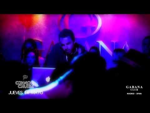 Dj Connor Cruise en Gabana Club