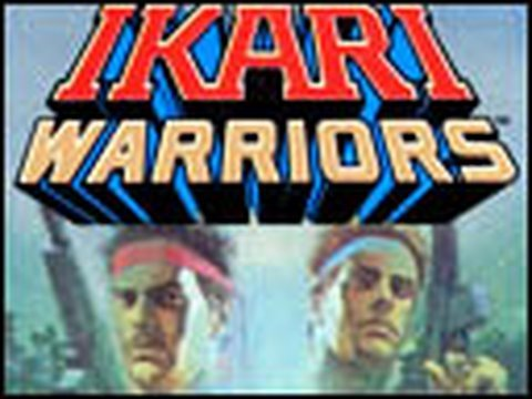 Classic Game Room HD - IKARI WARRIORS for NES review