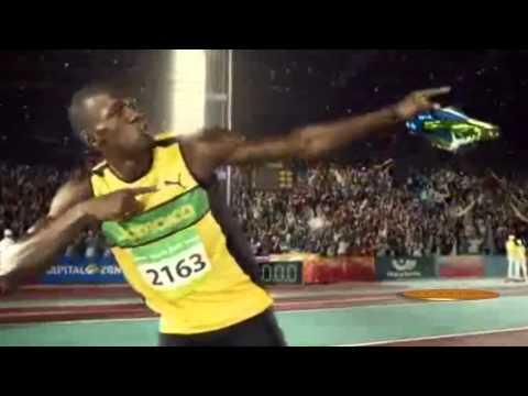 ♕ Aug 2012 Music Video Jamaica's Usain Bolt Winner Remix  Konshens Featuring Usain Bolt