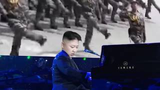 Rocket Man - Live from North Korea