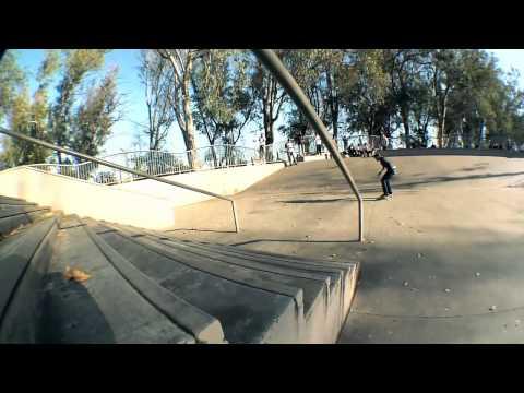 Day at Santa Ana Park with Evan Hernandez,Jacob Walder and Mikey Haywood